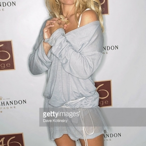 Pamela Anderson @46LOUNGE