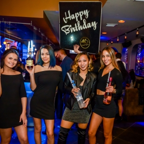 BIRTHDAYS @46 LOUNGE