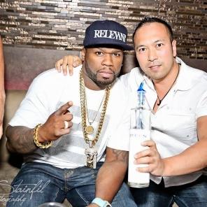 50 Cent @46LOUNGE